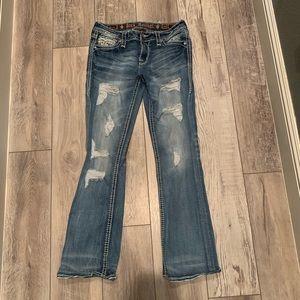 Rock Revival Jeans Mid-rise Boot Cut